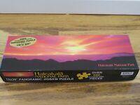 EUC Haleakala National Park 500+ Piece Panoramic Jigsaw Puzzle Tom Till Impact