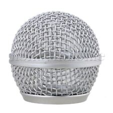 Replacement Mesh Microphone Head Ball Grill for SM58 BETA58 BETA58a SM58LC SM58S