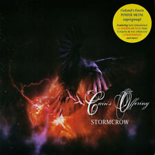 "CAIN'S OFFERING ""Stormcrow"" NEW CD 2015 Power Metal, Stratovarius Sonata Arctica"