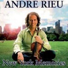 """ANDRE RIEU """"NEW YORK MEMORIES"""" DVD NEU"""