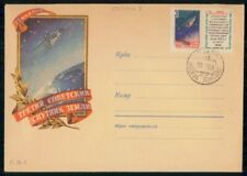 Mayfairstamps Russia 1958 Space Sputnik 3 First Day Cover wwk96219