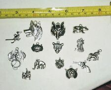 University Mascots Mascots Set of 14 College Charm Charms DIY
