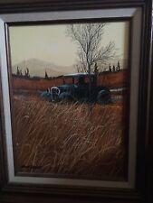 Scott Kuhnlly original framed oil painting