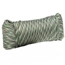 Outdoor Military Camping Survival Paracord / Parachute Cord, 9 Strand, 100ft
