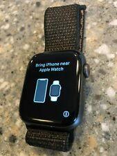 Apple Watch Series 4 44 mm Space Gray Aluminum Case (GPS + Celluar)