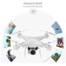 Professional Wide Angle Drone HD Camera RC Drone WiFi FPV Live Helicopter HoverS