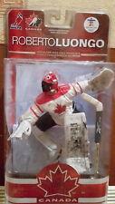McFarlane NHL TEAM CANADA 2010 Roberto Luongo NEU