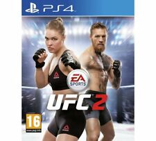 EA SPORTS UFC 2 PS4 PlayStation 4 Game New Sealed