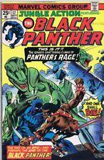 Jungle Action #17 ORIGINAL Vintage 1975 Marvel Comics Black Panther
