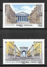 Frankreich Mi.Nr. 6596-6597** (2016) postfrisch/Prachtstraßen