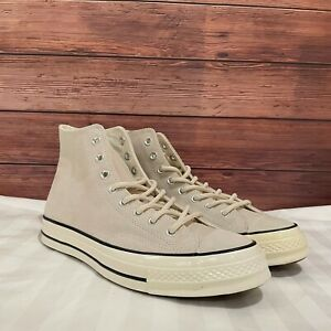 Converse Chuck Taylor All-Star 70s Hi Suede Pack Natural Ivory Sneaker 162372C