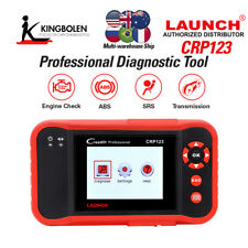 LAUNCH CRP123  Creader VII+ Code Reader Auto Diagnostic Scanner ABS SRS Engine