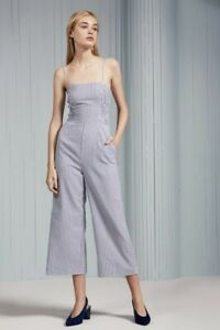 The Fifth Label Jumpsuit Stripey Faithfull The Brand