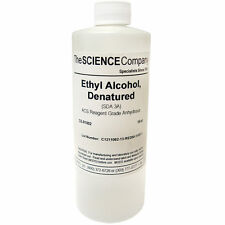 NC-0026 Ethyl Alcohol, 16oz, 200 proof, Denatured, ACS Reagent