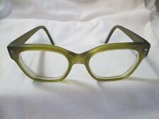 Kirk and Kirk Eyewear Men's Rx Eyeglasses Frames Albert V11 Green 52-17-145
