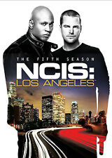 NCIS LA: Los Angeles SEASON 5 : Like NEW DVD R4  6 Disc Set