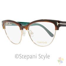 79c7effb75ed Tom Ford Cateye Eyeglasses TF5365 052 Size  54mm Havana Gold FT5365