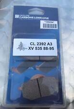 CL2392 A3 Sinter Pastillas de Freno Yamaha (XV) 535 Virago Xv535 2yl 3br Bj