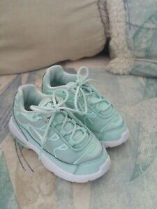 Nike Air Max Plus Toddler Aqua Green White 848217-300 Kid's Size 9C
