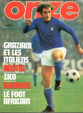 magazine ONZE année 1978