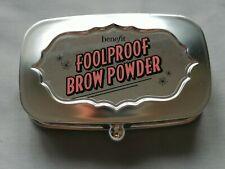 Benefit Foolproof Brow Powder SHADE 3