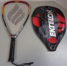 Ektelon Fusion Power Ring Long Body Racquetball Racquet Very Good Condition