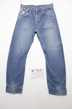 Levi's engineered 845 vaqueros usado (Cod.E768) Talla 45 W31 L32 boyfriend