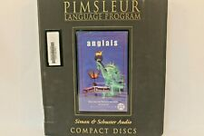 Pimsleur Language Program English for French Speakers (French Edition)