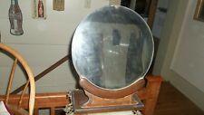 Antique Very Rare 1930-s Art Deco Shaving Vanity Mirror No Reserve