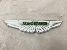 Genuine Aston Martin Hood Bonnet Emblem Badge OEM Brand NEW Part# 4G43-407A74-BB
