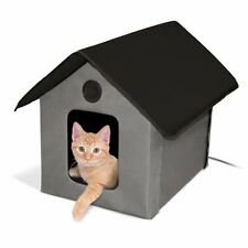 K&H Pet Products Outdoor Thermo Kitty House