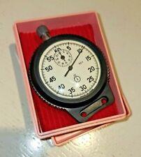 "Soviet Russian USSR SPORT Stopwatch ""Agat"" mechanical Zlatoust Working"