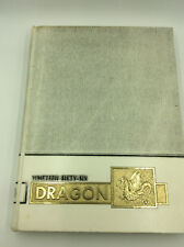 1966 FAIRMONT WEST HIGH SCHOOL YEARBOOK - Kettering, OH - 1st ed - The Dragon