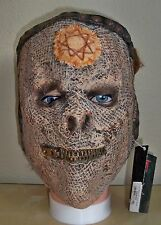 SLIPKNOT SLIP KNOT DRUMS LICENSED LATEX FACE MASK COSTUME RU68682