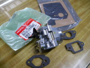 GENUINE 16100-Z0L-853 HONDA GCV190 REMOTE LEVER CHOKE CARBURETOR WITH GASKETS