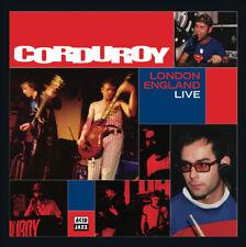 Corduroy : London England Live CD (2016) ***NEW***