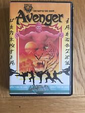 Avenger Way of the Tiger - ZX Spectrum Game - Gremlin - No Instructions