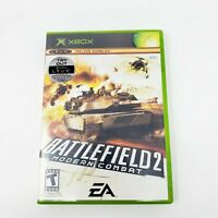 Battlefield 2: Modern Combat (Microsoft Xbox, 2005) Genuine Authentic