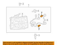 GM OEM-Turn Signal Light Bulb 15828918