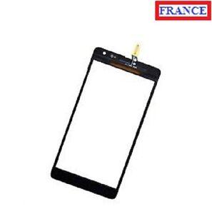 Ecran vitre tactile Nokia Microsoft Lumia 535 Noir réf:CT2S1973FPC-A1-E (#A182#)