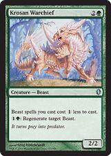 KROSAN WARCHIEF NM mtg Commander 2013 Green - Creature Beast Unc