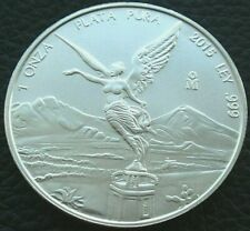 2015 Libertad One 1 Troy Oz Onza .999 Silver Coin, SILVER IS ON THE RISE!!!