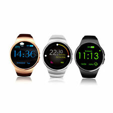 3G SMART WATCH BLUETOOTH Phone HEART RATE Touch Screen for ALL Android & IPhone