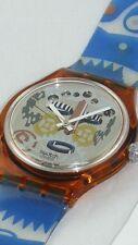 Swatch-Automatic: Arcimboldo.  NEU / NEW