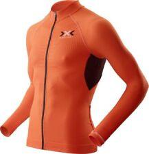 Abbiglimento sportivo da uomo arancione in poliammide taglia XXL
