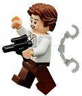 NEW LEGO STAR WARS HAN SOLO MINIFIG figure 75174 minifigure desert skiff escape