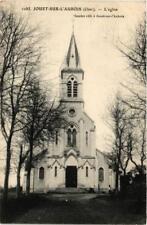 CPA Jouet-sur-L'Aubois L'Eglise (612674)