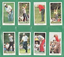 DORMY  COLLECTION - THE  16  AMERICAN  GOLFER  CARDS  OF  THE  MODERN ERA - 1994