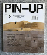 Pin-Up Architectural Magazine : Issue 26 : Spring / Summer 2019 : New