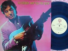 Ry Cooder ORIG US LP Bop till you drop EX '79 Blues Rock Roots Rock